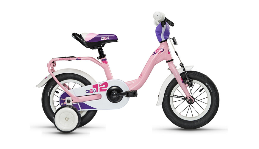 s'cool niXe 12 - Bicicletas para niños - rosa